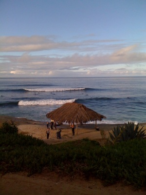 The shack at Windansea