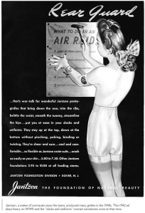 Old Girdle Ad